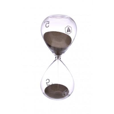 Sanduhr mit Zeitschaltuhr