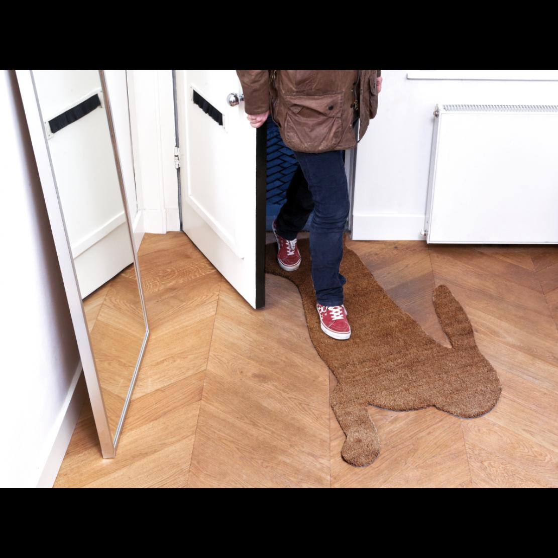 Fußmatte Hase
