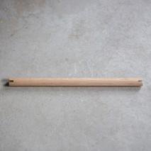 Wooden Tube Element for Shelves Hang:able