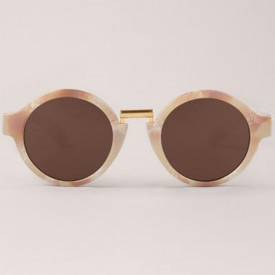 Hackney Sunglasses   Marble