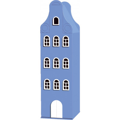 Amsterdam Neck-gable Closet   Himmelblau