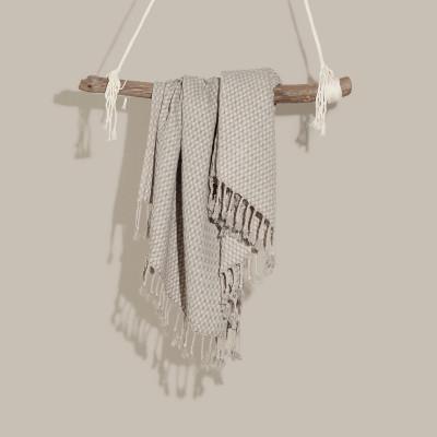 Strandtuch Ola | 200 x 180 cm | Linen
