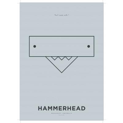 Poster A3 | Hammerhead