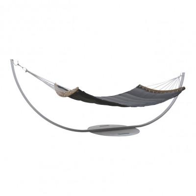 Hängemattengestell | Metall Grau