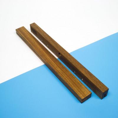 Wooden Poster Hanging Frame | Ovangkol A3