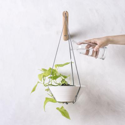 Plant Hanger   Grey