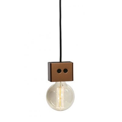 Kater Lampe | Kupfer