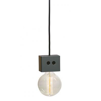 Kater Lampe | Grau