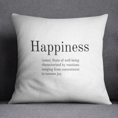 Kissen | Glücklichsein