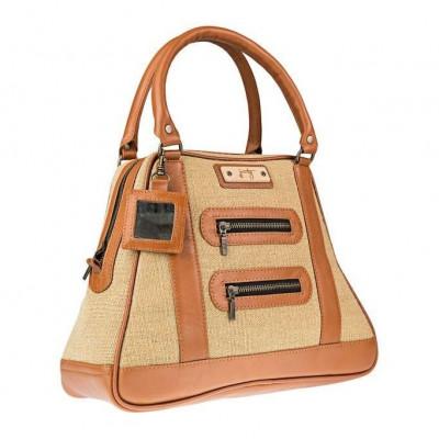 Harper Handbag   Camel