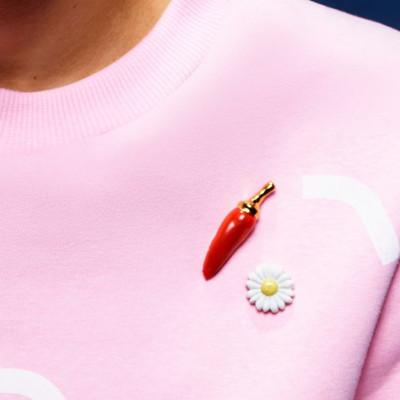 Pin Pepper | Rot
