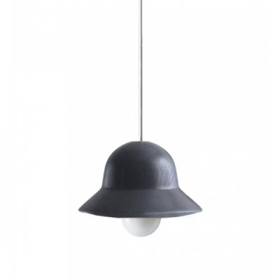 Lampe Hat | Esche schwarz