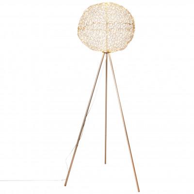 Stehlampe Hayden | Gold
