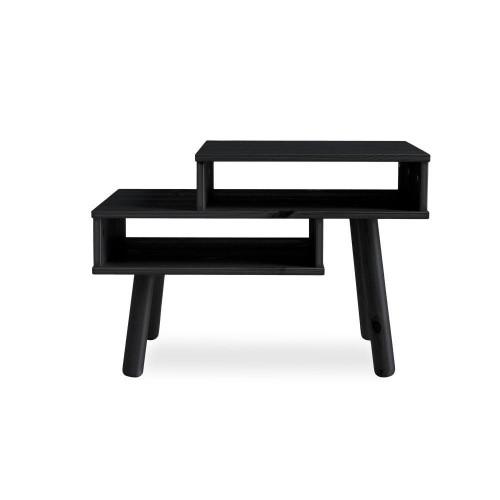 Side Table Hako | Black