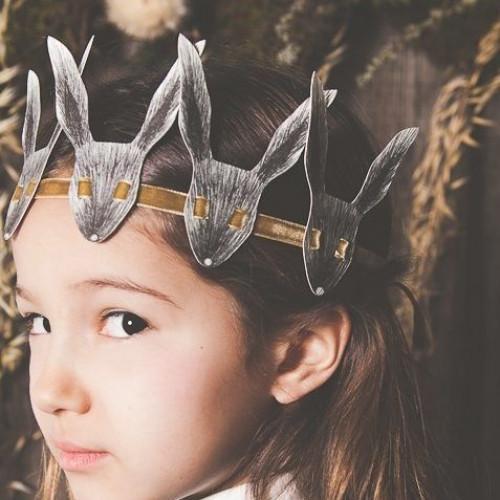 Hare Headdress