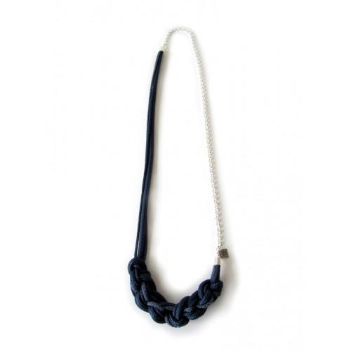Hazle Necklace Blue