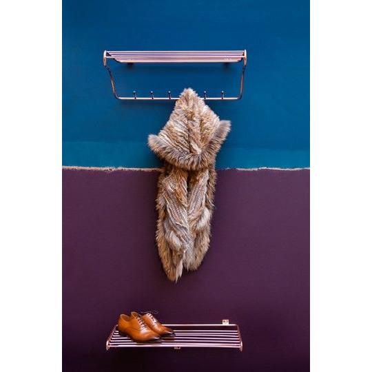 Shoe Shelf | Copper