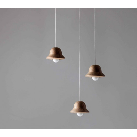Hat Lamp | Black Ash DISCONTINUED