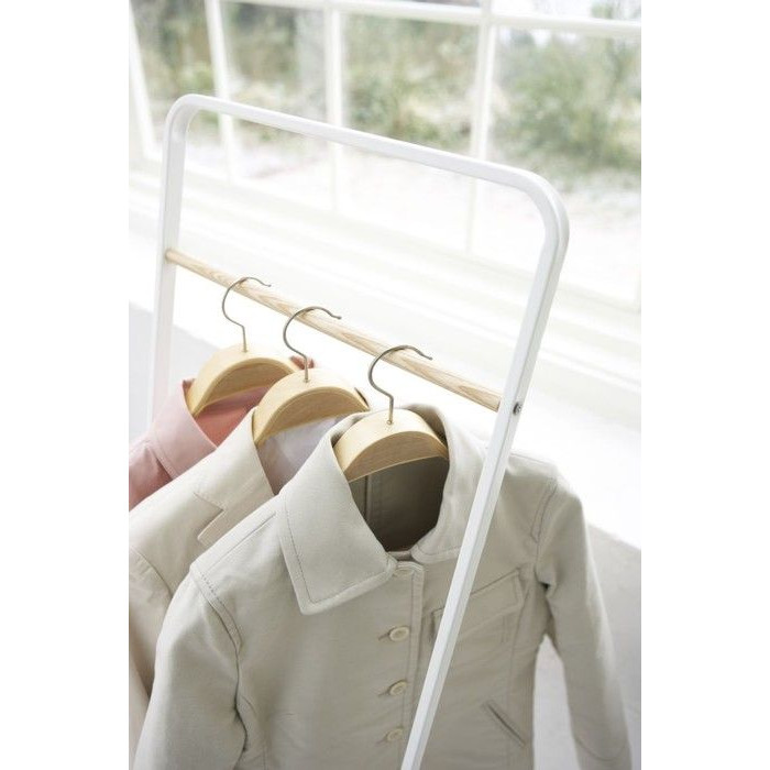 Kleiderbügelhalter 1.0 | Weiß