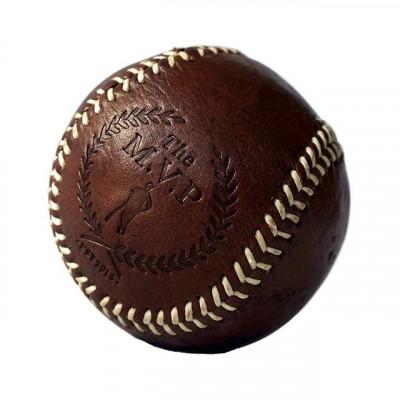 MVP Heritage Baseball   White Stitch