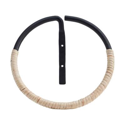 Towel Ring Orbit | Rattan