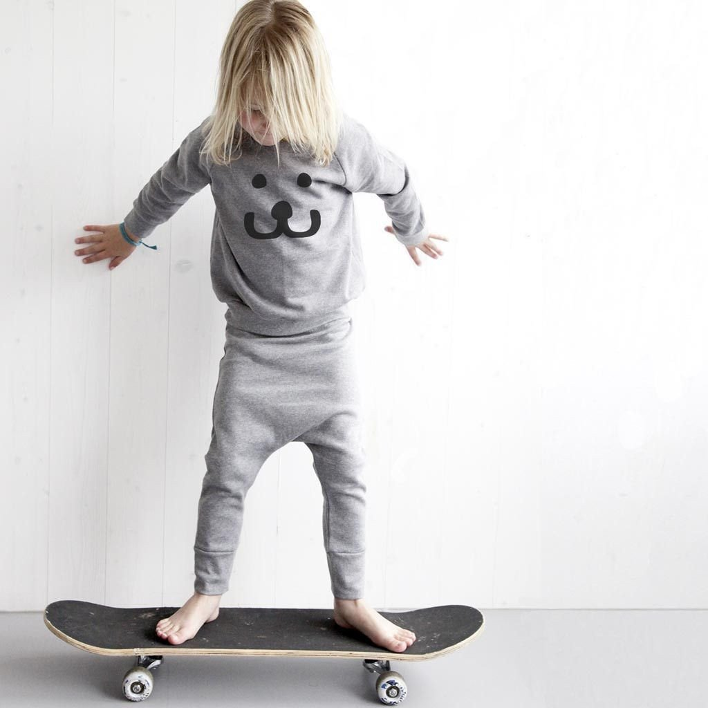 Sweater for Kids | Smile of Brom