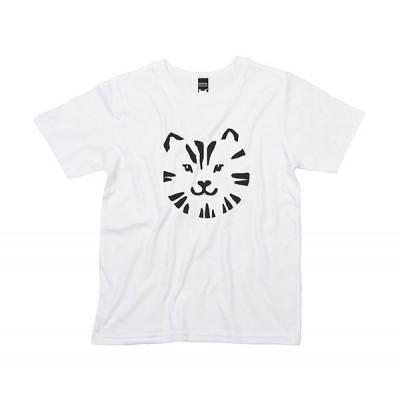 T-Shirt for Kids | Tiger White