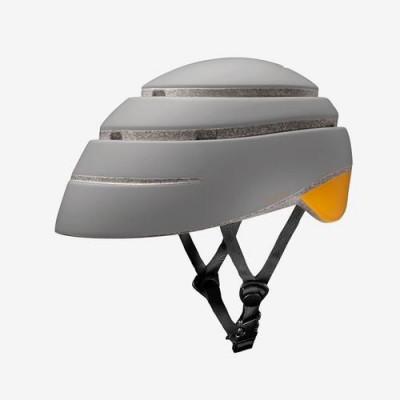 Foldable Helmet Closca Loop | Fossil Grey/Mustard