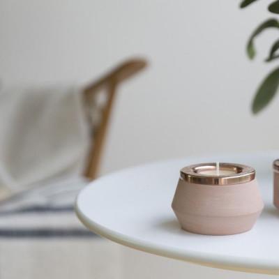 Teelicht 'Tunesien Made' Medium
