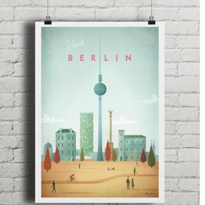 Travel Poster | Berlin