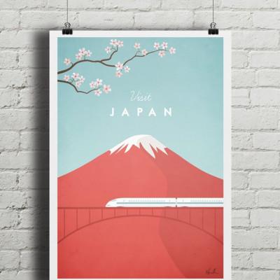 Travel Poster | Japan