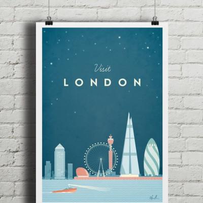 Travel Poster | London