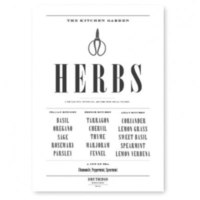 Poster | Herbs