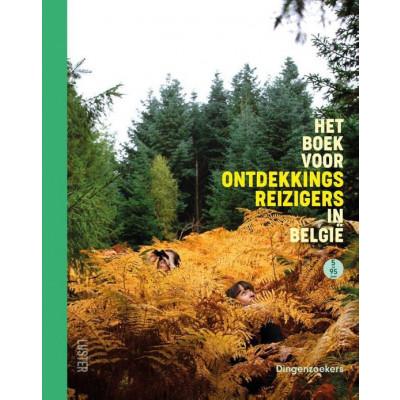 Das Buch für Entdecker in Belgien