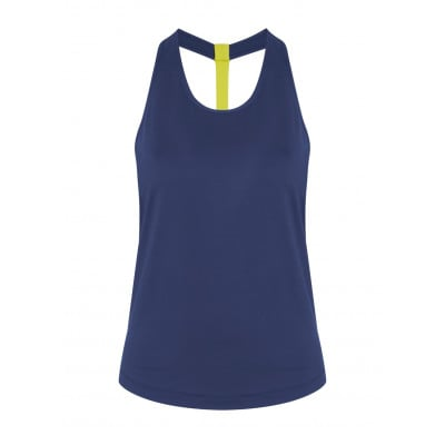 Tank Top Fast Pace | Marine