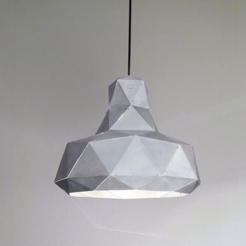 Helix Lampe | Aluminium