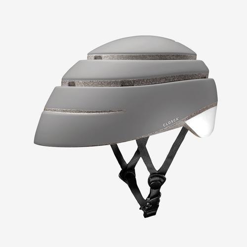 Foldable Helmet Closca Loop   Fossil Grey/White