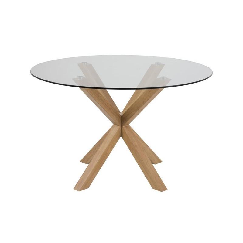 Dining Table Cielo   Light Wood
