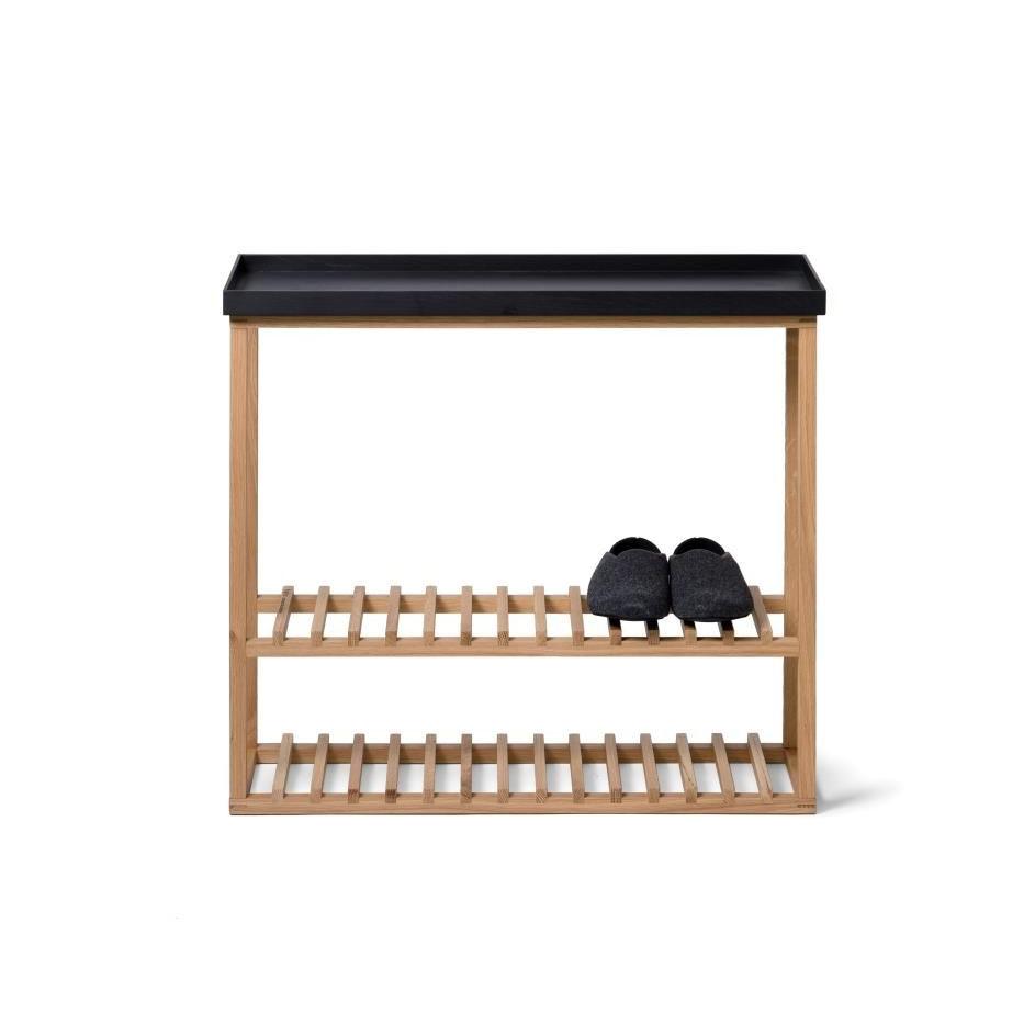 Storage Table Hello   Black