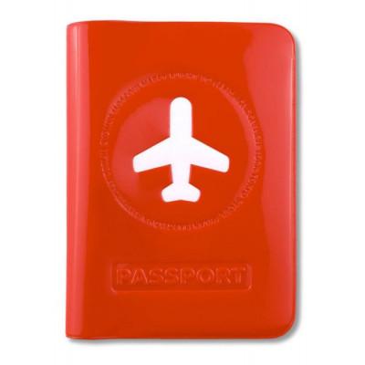 HF Passport Cover | Red