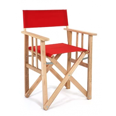 Director Chair | Red