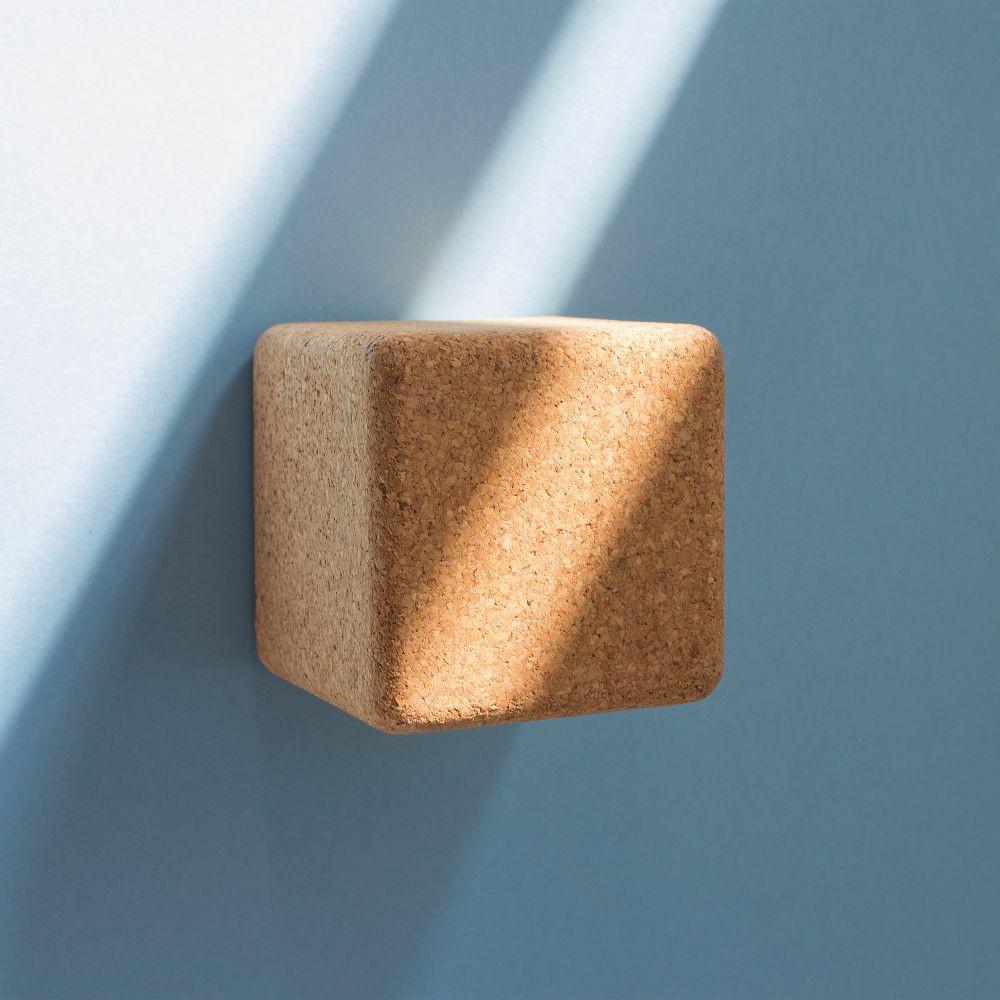 Wall Hook Pega Set of 3 | Light Cork