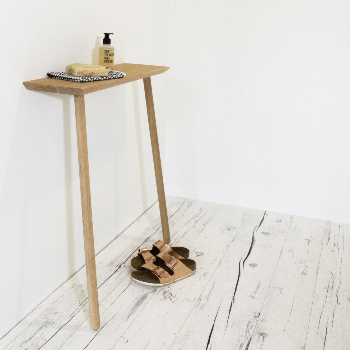 Hipsta Wall Table   Oak