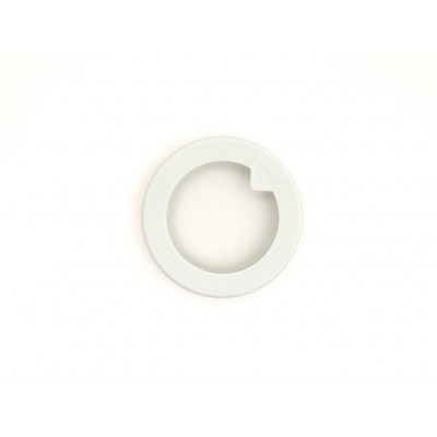 Food Huggers Deckel Extra Small | Weiß