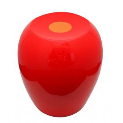 Hi-Stool Ufo Rot/Orange
