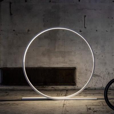 LOOP Giant Lamp | White