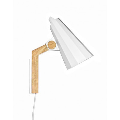 Filly Wall Lamp | White