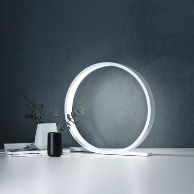 LOOP Table Lamp | White