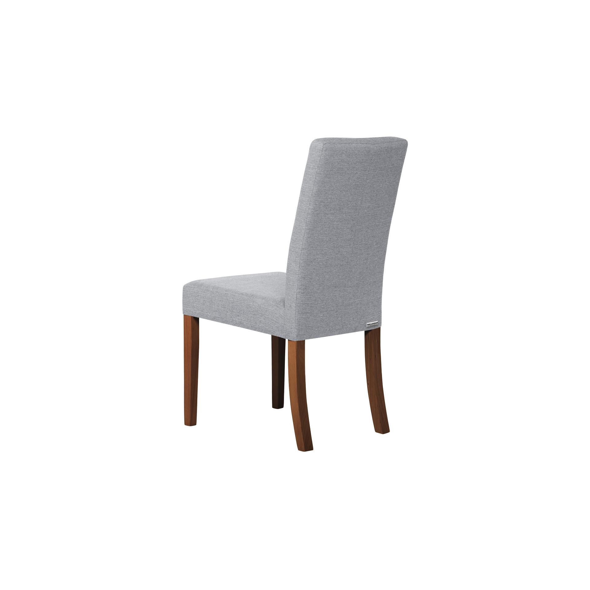 2-er Set Esszimmerstühle Tonka | Hellgrau