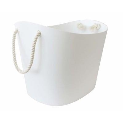 Aufbewahrungskorb Balcolore | Weiß